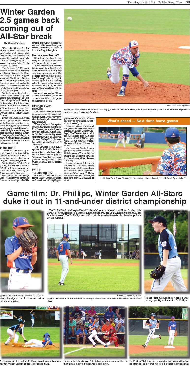 07 10 14 The West Orange Times by Orange Observer - issuu