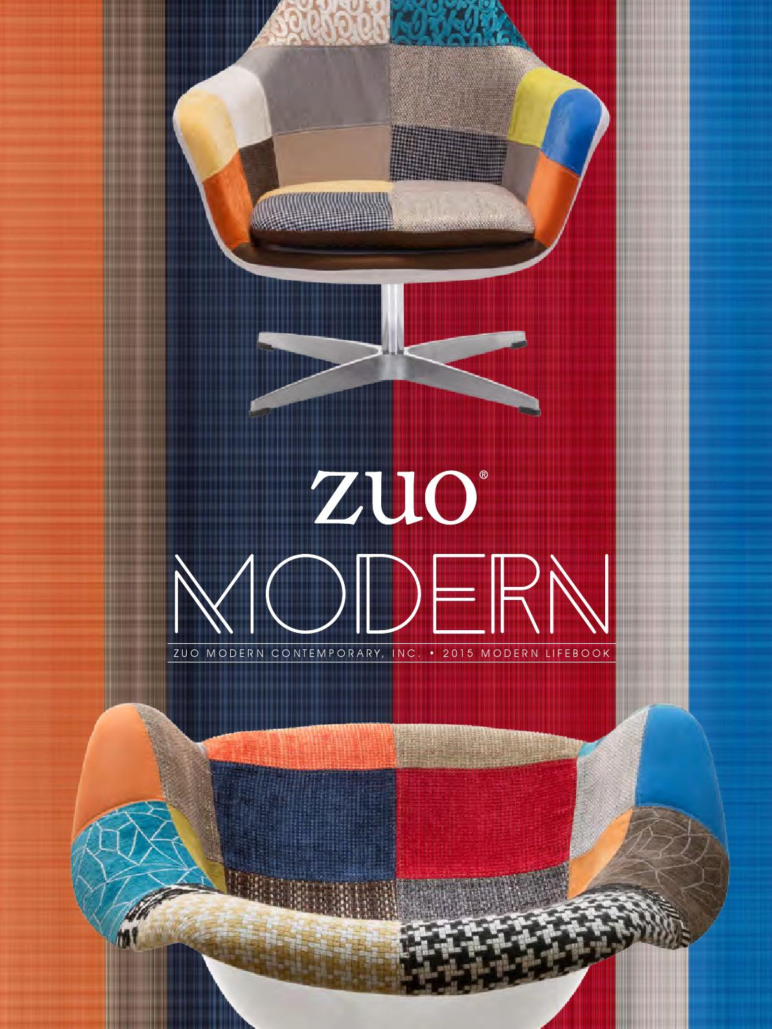 Awesome Zuo Modern 2015 Modern Catalog Modernistlighting Com By Andrewgaddart Wooden Chair Designs For Living Room Andrewgaddartcom