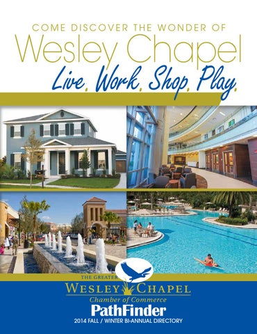 Wesley Chapel Chamber Of Commerce Directory By Kem Media
