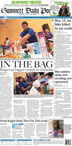 June 20 2014 Gwinnett Daily Post By Gwinnett Daily Post Issuu