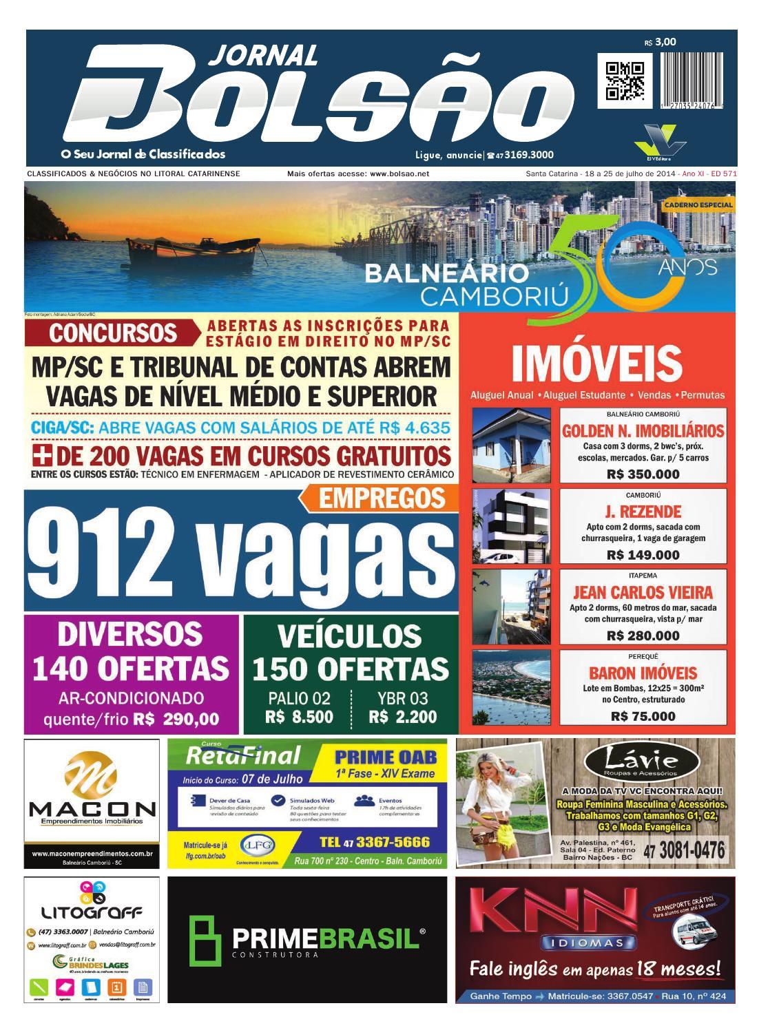 571 by bolsão jornal issuu4369 Curso Sebrae Online #6