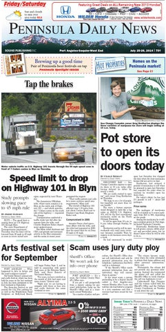 4bbe741cd90 PDN20140725C by Peninsula Daily News   Sequim Gazette - issuu