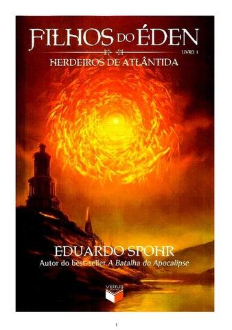 Filhos do éden livro um herdeiros de atlântida by Catarina Castro ... 57ff90166c