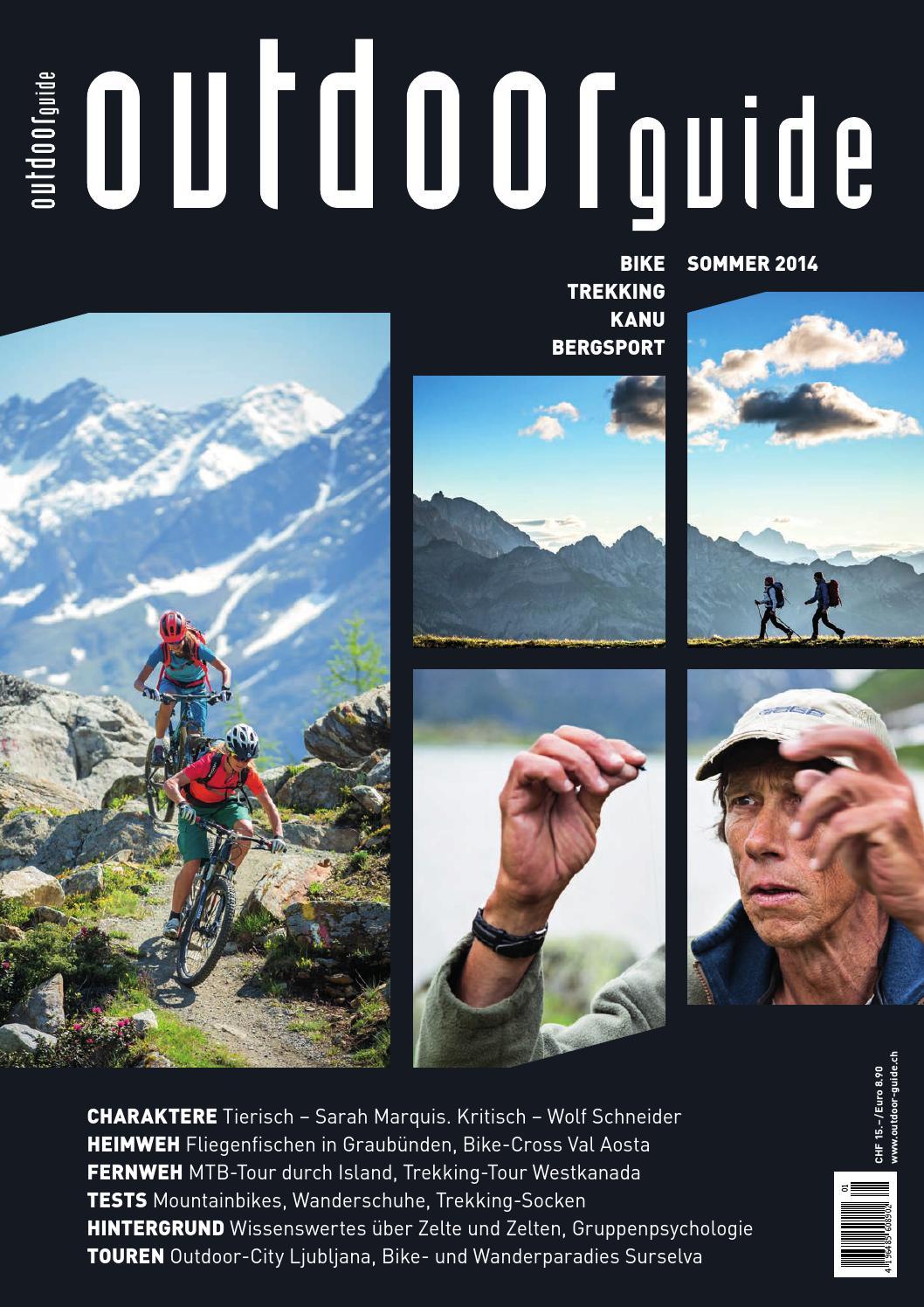Outdoor Guide Sommer 2014 by ALPENBLICKDREI Werbeagentur GmbH - issuu
