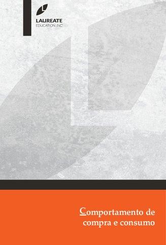 Livro comportamento de compra e consumo final by EAD UNIFACS - issuu 62af684ef4