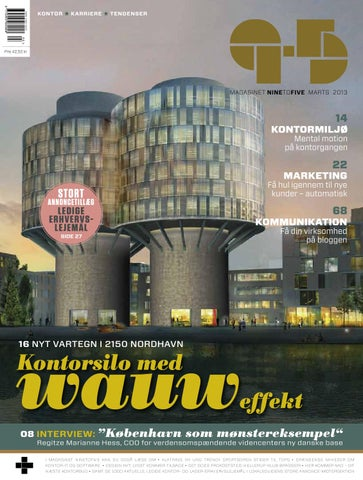 f4a91a11d11 Magasinet NINEtoFIVE marts 2013 by Steen Uno - issuu