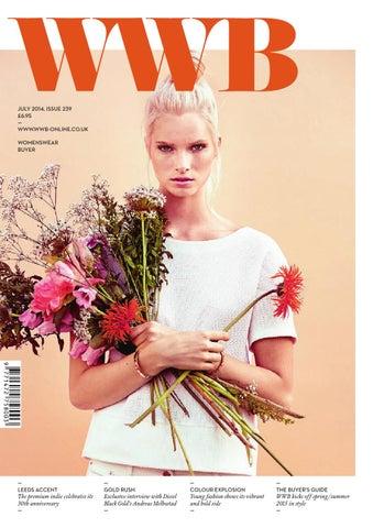 0de30cba82 WWB MAGAZINE JULY ISSUE 239 by fashion buyers Ltd - issuu