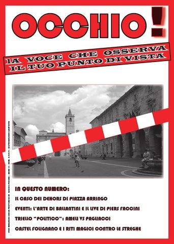 Occhio Aprile 2014 by Occhio Redazione Ascoli Piceno - issuu 84da07fad4a6
