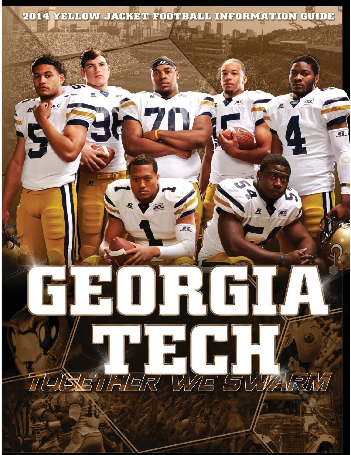 47aea5b16 2014 Georgia Tech Football Information Guide by GTAthletics - issuu