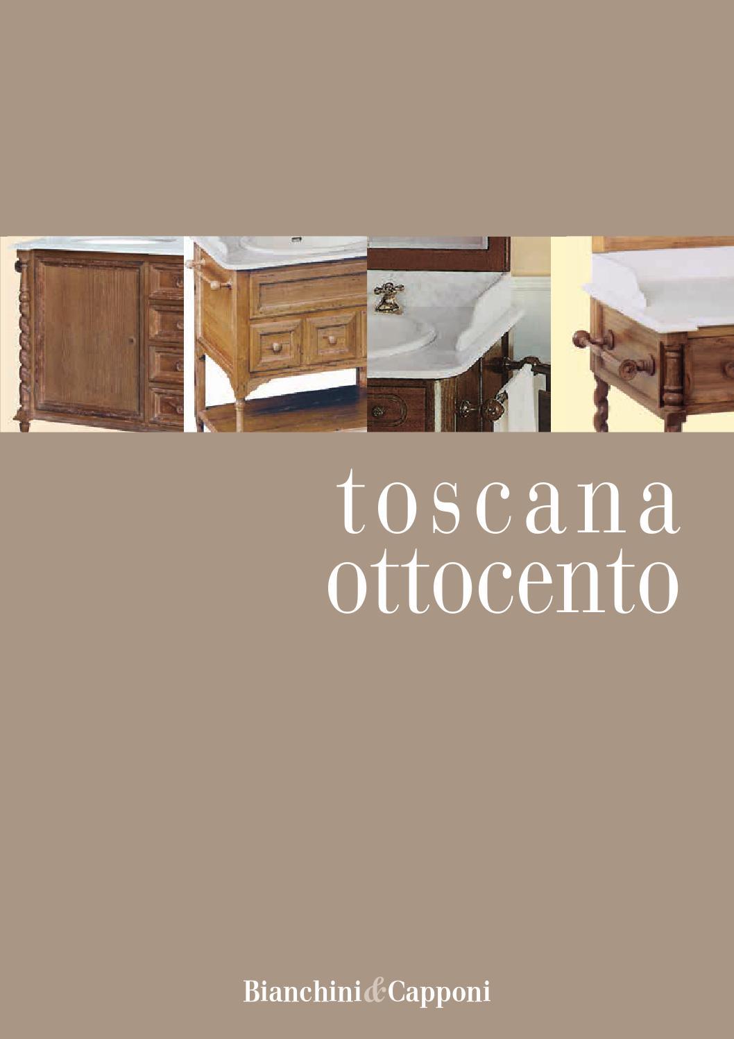 Bianchini capponi catalogo toscana 800 2014 by 100interior - issuu
