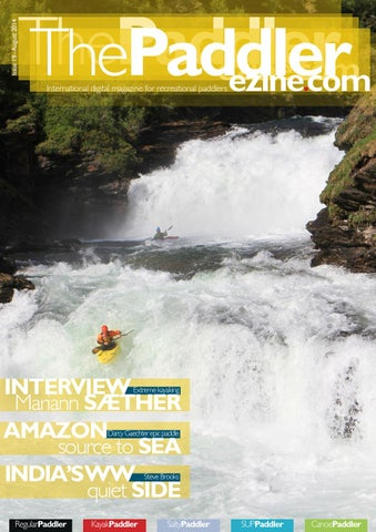 ThePaddler 19 Aug 2014 kayak cover by The Paddler ezine - issuu 2c32dbf95e2f4