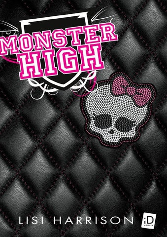 Lisi harrison monster high 01 monster high by IvanPerez - issuu b42248fb2a677