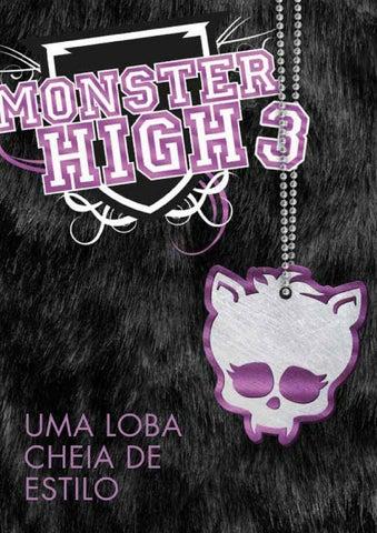 0e2788e4a765 Lisi harrison monster high 03 uma loba cheia de estilo by IvanPerez ...