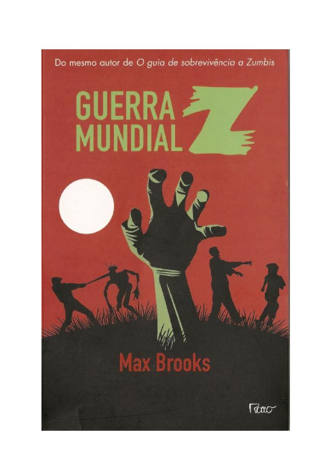 8fdafb9be Guerra mundial z max brooks by Mylena Marins - issuu