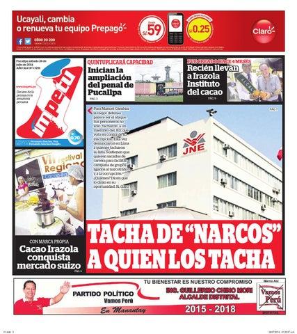 29e56b28318 Impetu 26 de julio de 2014 by Diario Ímpetu - issuu