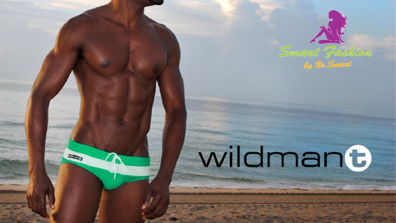 WildmanT Sport Bikini Swim w//Ball Lifter® Cock-Ring Blue