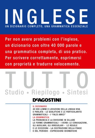 Tutto Inglese By Materiali Issuu