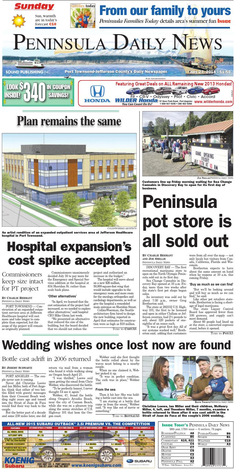 PDNN140727J by Peninsula Daily News & Sequim Gazette - issuu