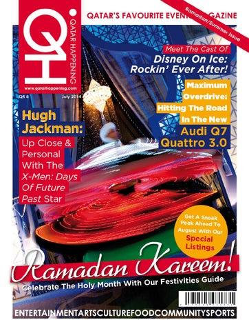 8d37e7df7 Qatar Happening - July 2014 - Ramadan / Summer Issue