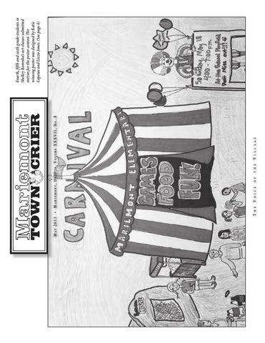 Towncrier Vol37 Issue8 May2013 By Mariemont Town Crier Issuu