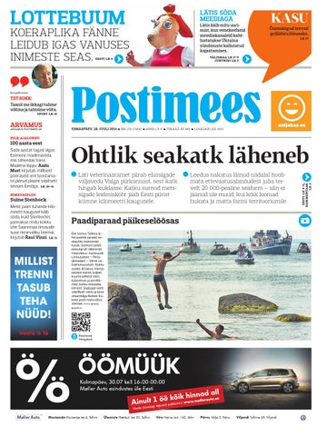 b352b1f07ed Postimees 28 07 2014 by Postimees - issuu