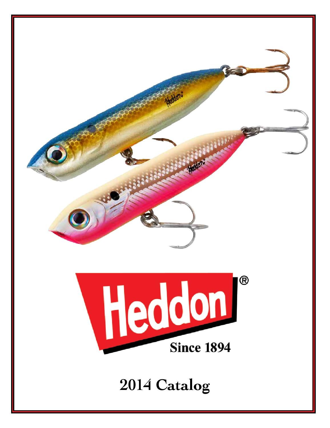 Heddon Pop/'n Image 5//8 oz Fishing Lure Threadfin Shad