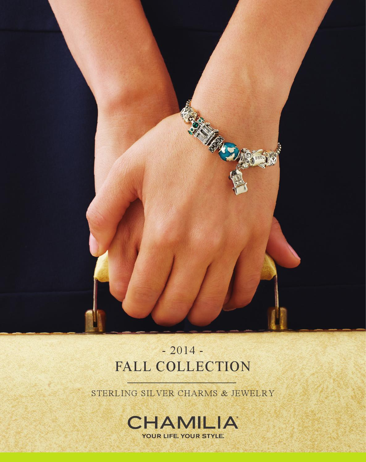 0101-Fall Colored Beads with Orange Bangle Bracelet