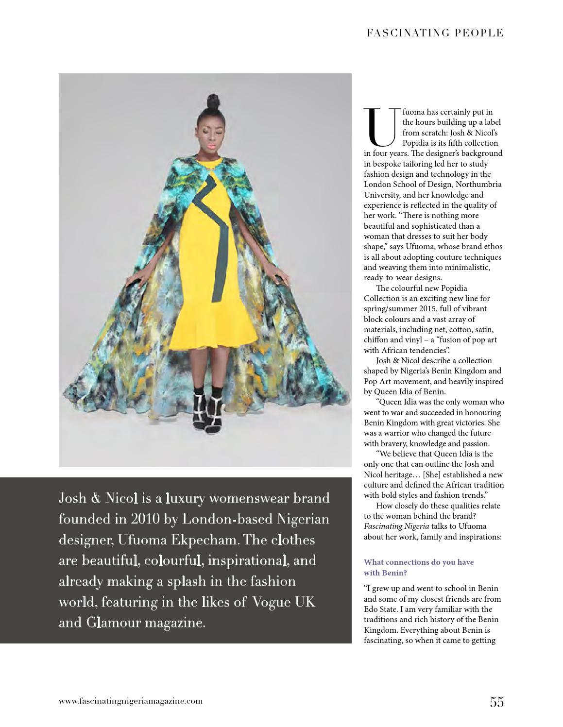 School Of Fashion Design In Nigeria School Style