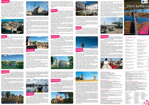 Viron Kartta By Visit Estonia Issuu