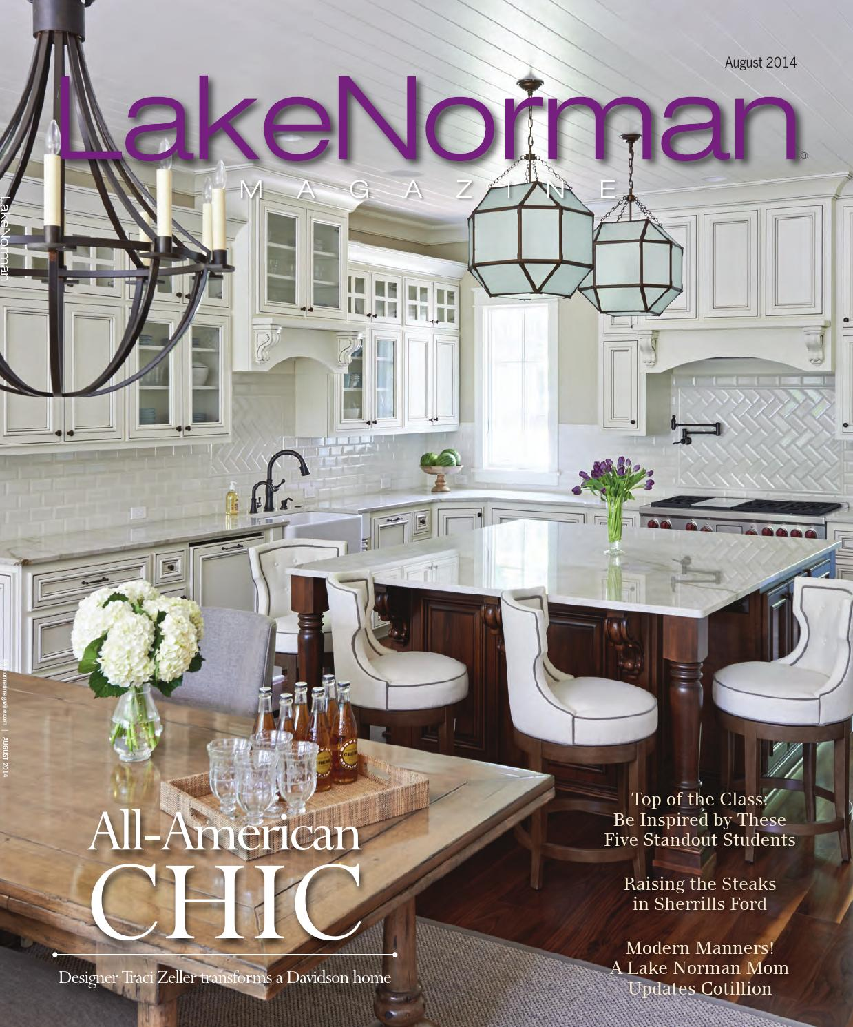 Lake norman magazine august 2014 by katie issuu