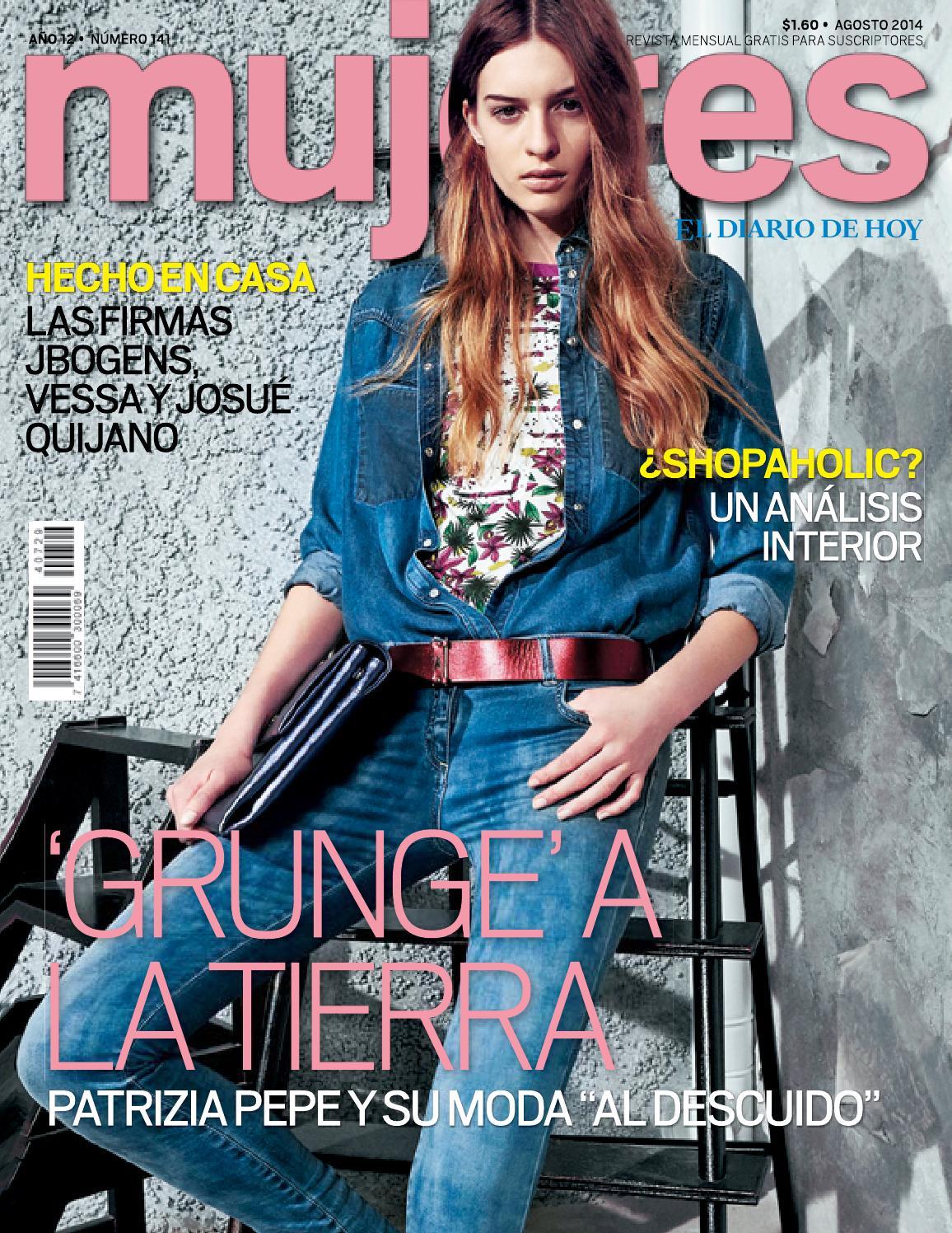 Mujeres Agosto 2014 by Grupo Editorial Altamirano - issuu