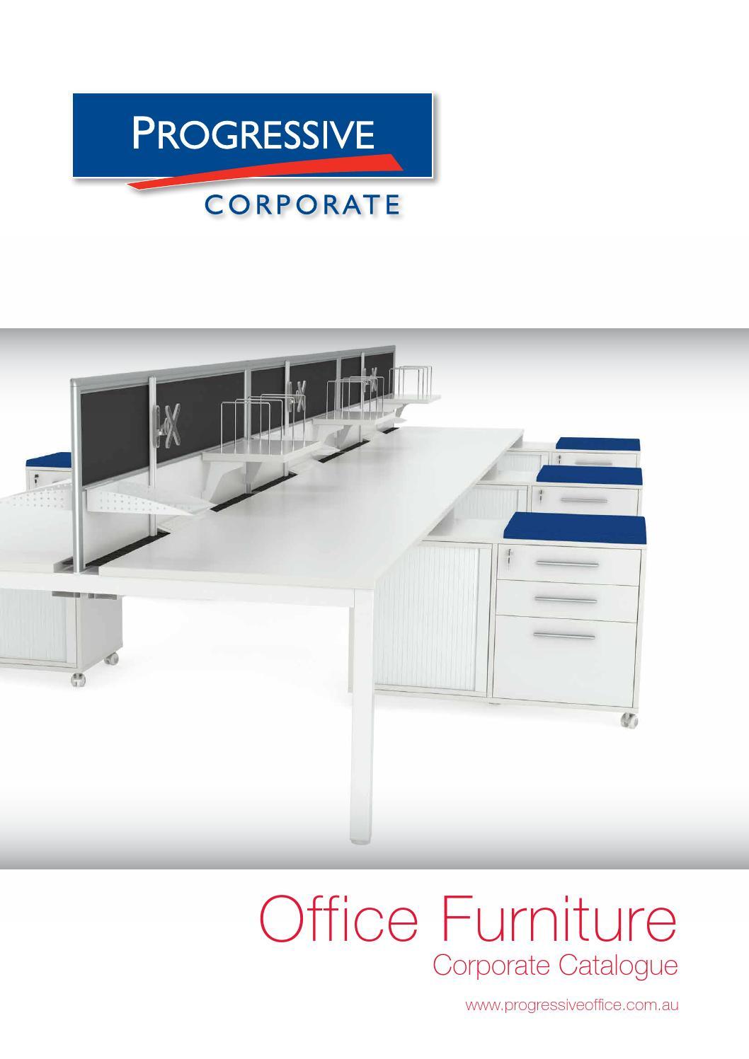 Progressive Corporate Office Furniture Catalogue Olg01987 V3 By Progressive Office Furniture