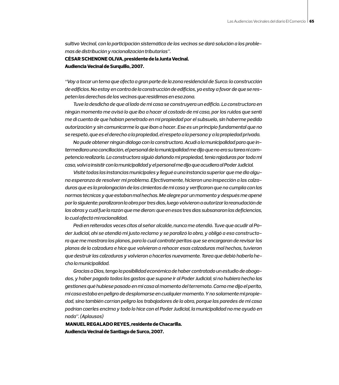 Libro audiencias-Lima by jose angel blanco - issuu