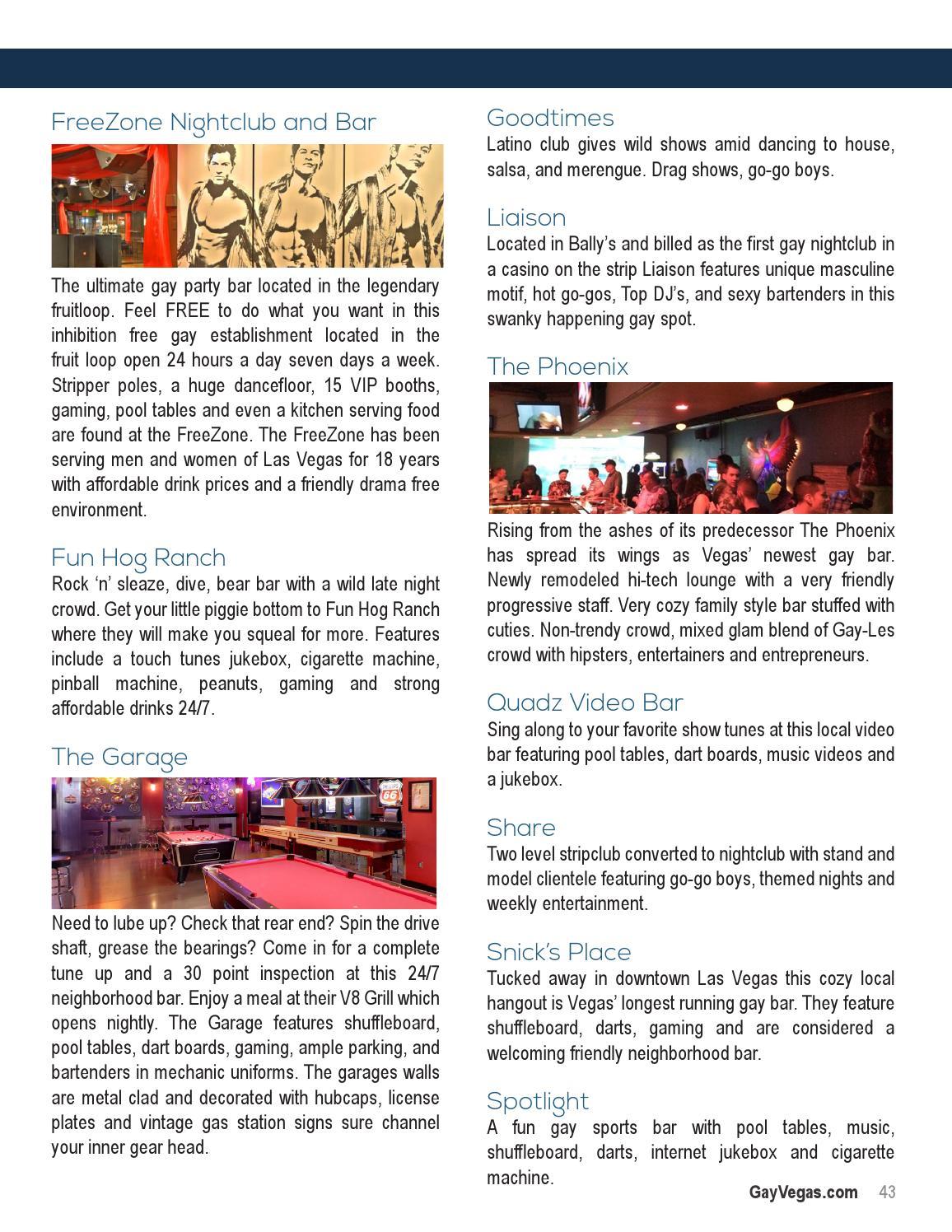Gay Vegas Magazine 2014 August by Gay Vegas - issuu