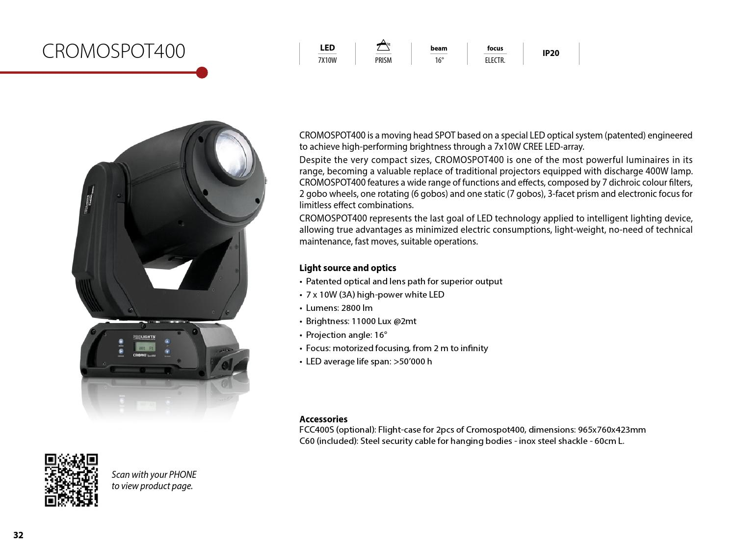 Catalogue Prolights Professional by TLV Vertriebs GmbH - issuu