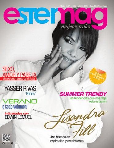 Revista Ester – Edición No. 21, Julio – Agosto Año 2014