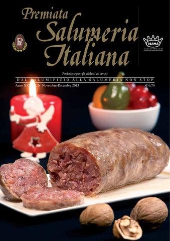 Premiata Salumeria Italiana 6-2013 by EDIZIONI PUBBLICITA  ITALIA ... 2a802f76cf47
