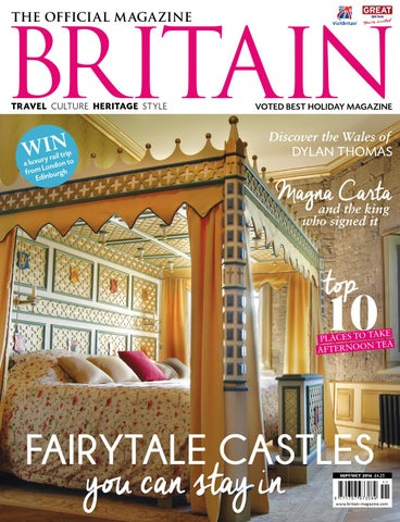 BRITAIN September/October 2014 by The Chelsea Magazine Company - issuu