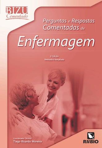 bizu enfermagem 2010
