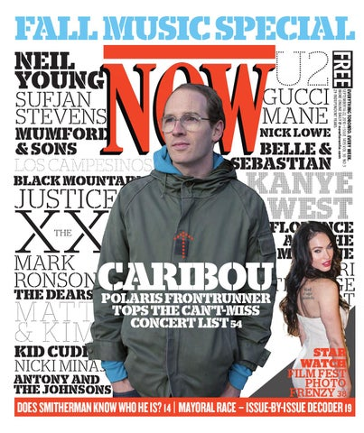 Now Magazine 3003 By Now Magazine Issuu