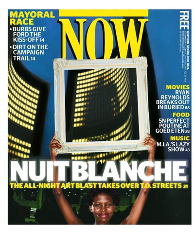Now magazine classified ads toronto