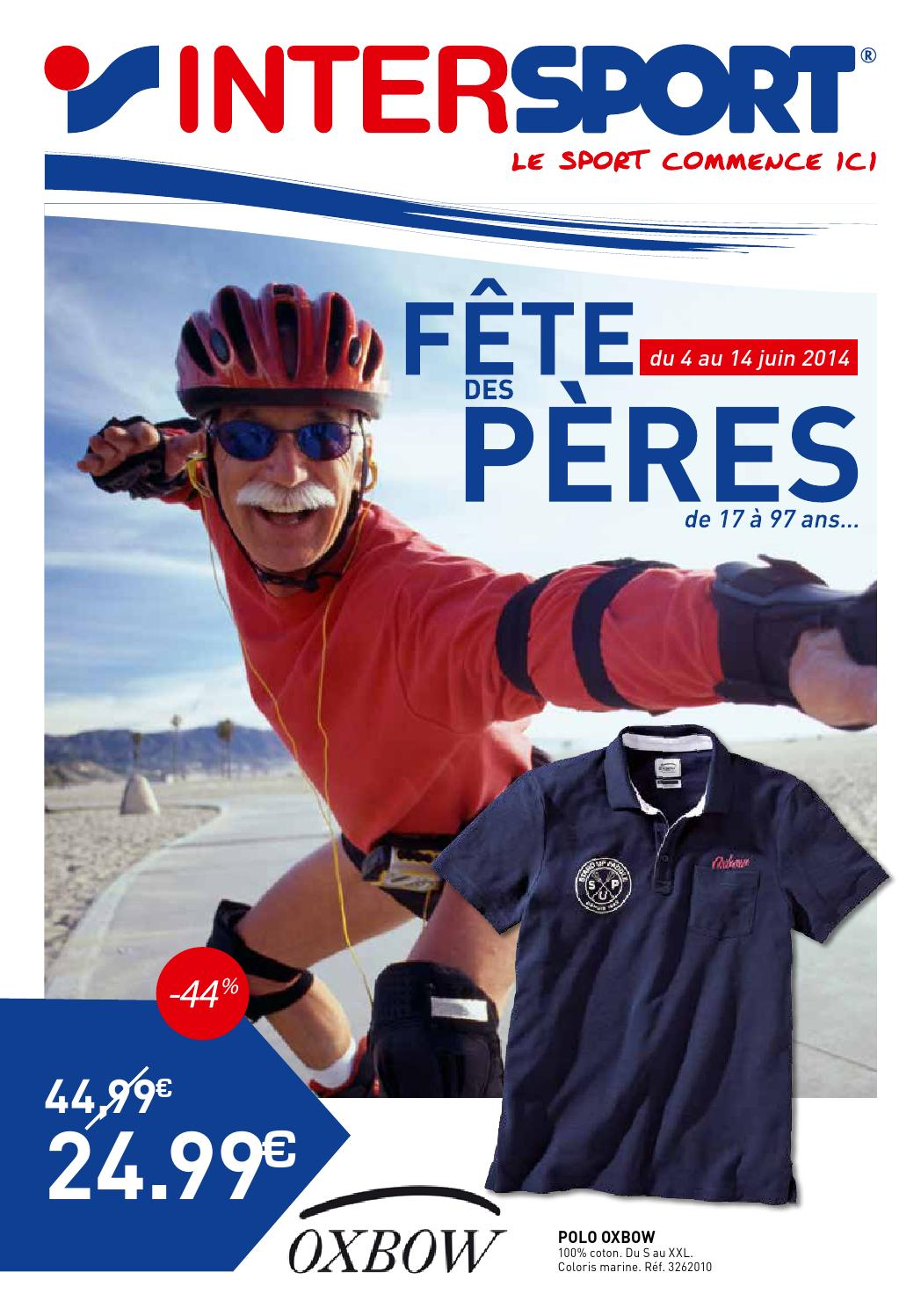 INTERSPORT - brochure - avril 2014 by BORD