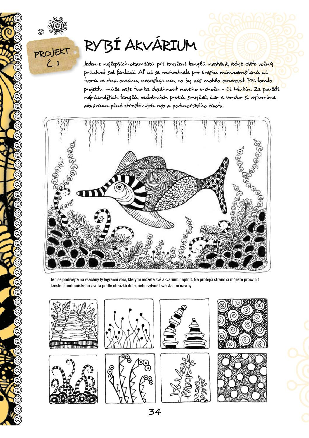 Umeni Zentangle By Zoner Software A S Issuu