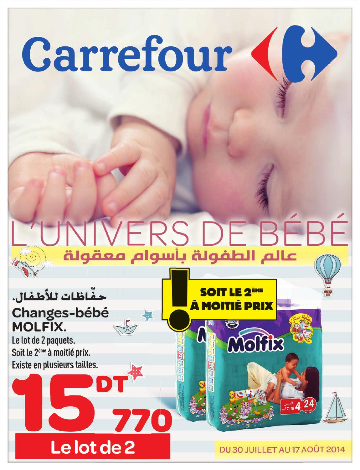 Catalogue Carrefour Puériculture 2014 By Carrefour Tunisie
