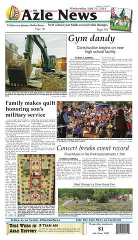 b74f0fd22ee51 The Azle News by Admin - issuu
