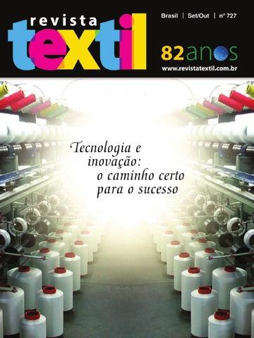5144b6de1 Revista têxtil 727 by Revista Textil - issuu