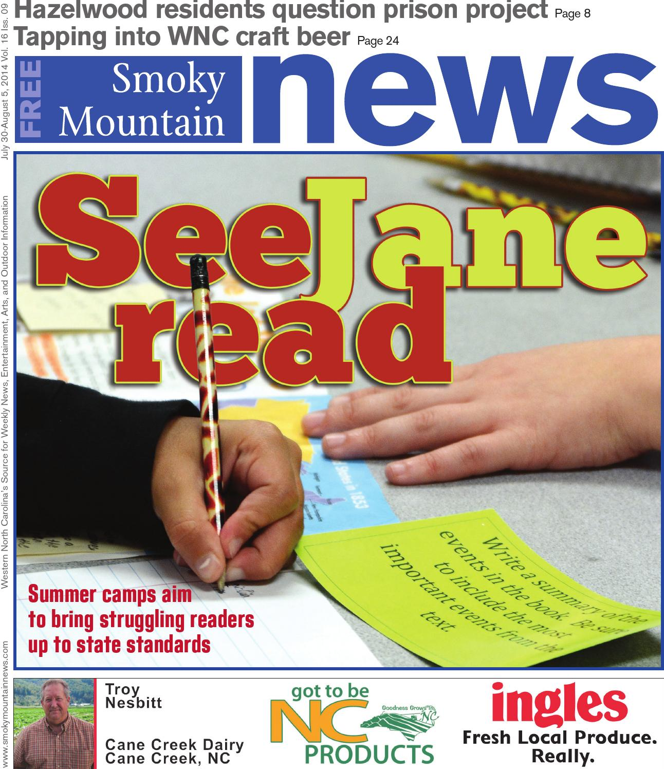 Smn 07 30 14 by smoky mountain news issuu 1betcityfo Image collections