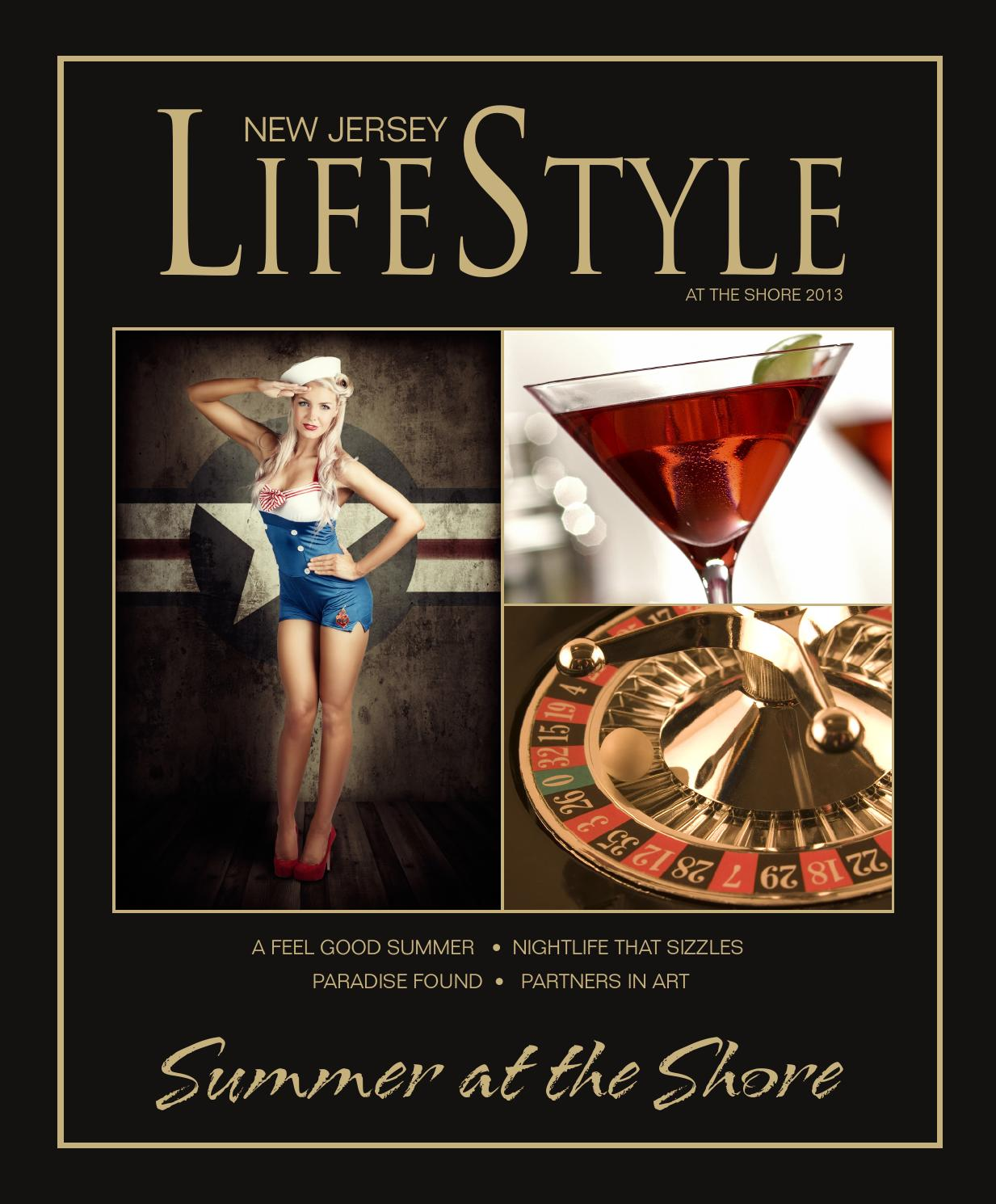 Nj Lifestyle Shore 2013 Issue By Nj Lifestyle Magazine Issuu
