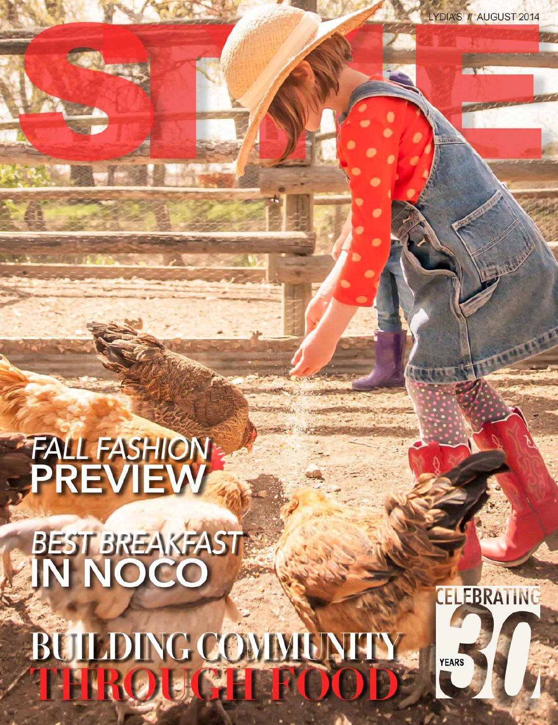 2014 08 Lydia 39 S Style Magazine By Style Media Design