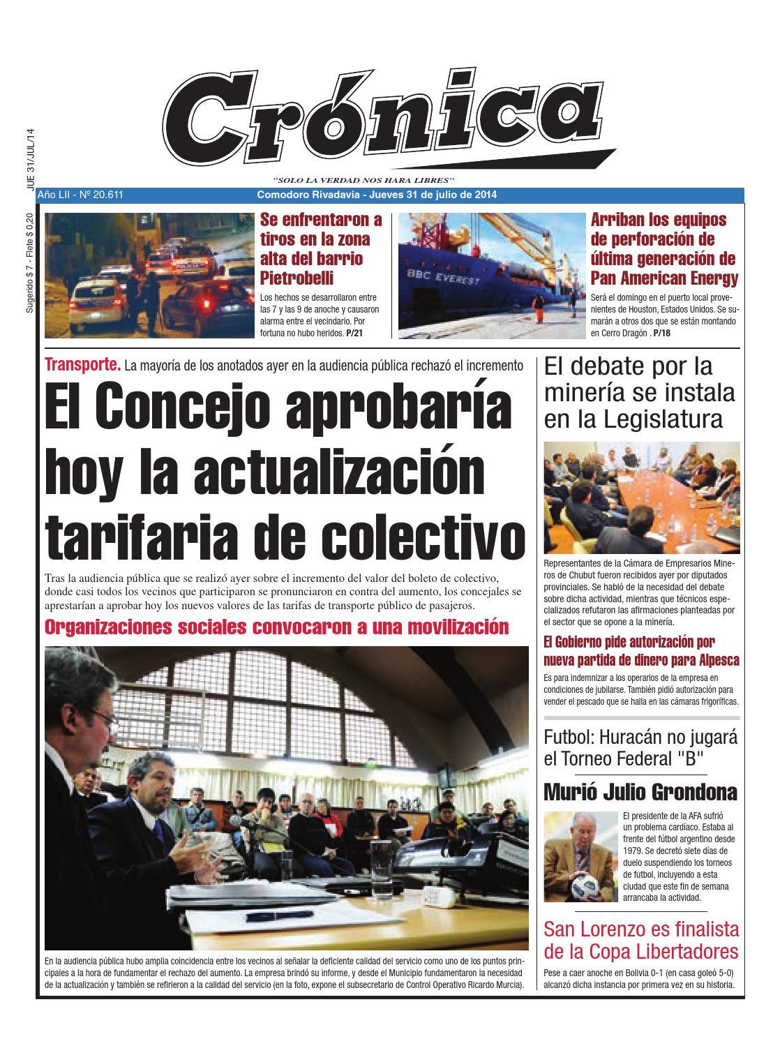 D0f09f9a0ba5427ed41d3d4b8b2f346a by Diario Crónica - issuu